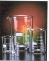 laboratory beaker glass