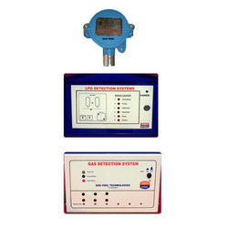industrial gas detection system