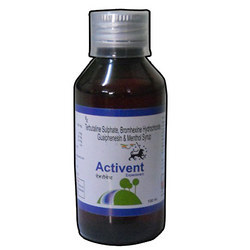 Terbutaline Sulphate Bromhexine Guaiphenes SYRUP