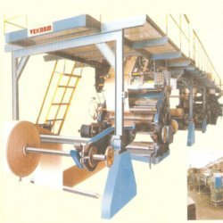 Automatic 3/5 Ply Paper Corrugated Board Making Plant