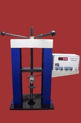Spring Testing Machine- Double Column