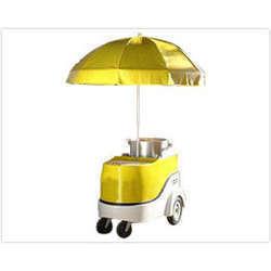 Corn Vending Cart
