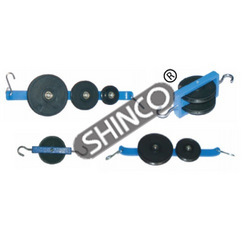 Pulley Plastic With Bearings