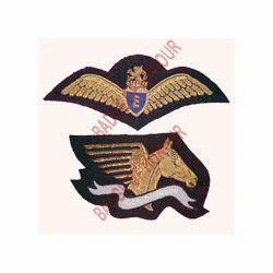 Military Wings Badge