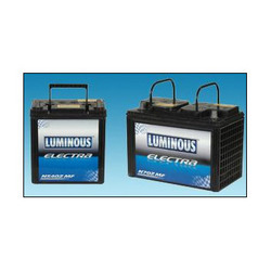 Luminous Electra Range Of Batteries