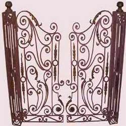 Antique Style Gate