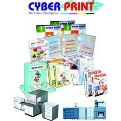 Cyber Print Media For Digital Colour Laser And Xerox Media