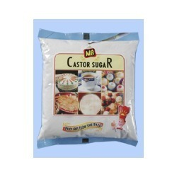 double refined castor sugar