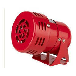MS 190 Fire Alarm Hooter