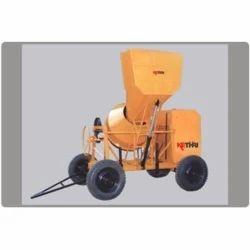 Hydraulic Concrete Mixture