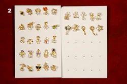 Gold+Nose+Pins
