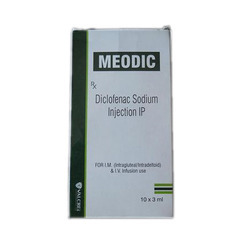 Diclofenac Sodium Injections