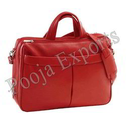 Leather Shopping Bag (Product Code: BL887)