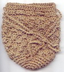 Crocheted Pouch CP12