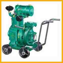 Diesel Engine Driven Water Cooled Monoset Pumps