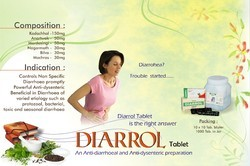 Anti-Diarrheal Tablet
