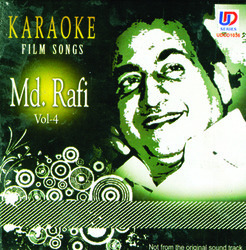 MD.Rafi Songs-Karaoke-Vol-4