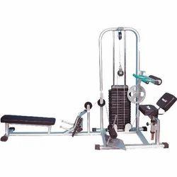 Back Extension - Abdominal Machine