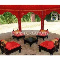 Luxurious Ottoman Tent Type