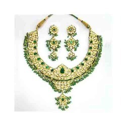 Kundan Polki Antique Sets