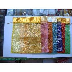 Wedding Gift Bags India : Gift Bags Organza