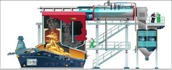 Fully Automatic & Unmanned Multifuel Fired Boiler