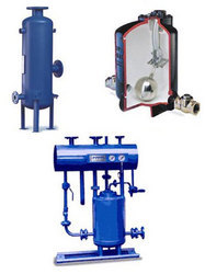 Condensate Flash Vessel, Steam Powered Pump, Steam Powered Pump Packaged Unit (Pppu)