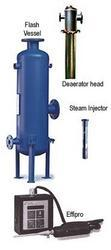 Deaerator Head, Flash Vessel, Steam Injector, Effipro