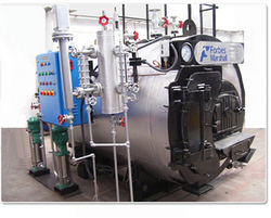 High Efficiency Packaged Biomass & Coal Fuel Fired Boiler