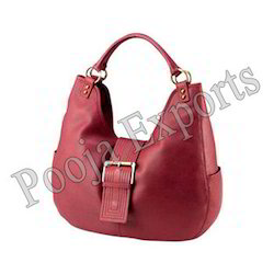 Leather Ladies Bag (Product Code: BL891)