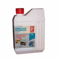Liquid Tile Adhesive