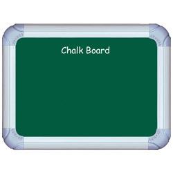 Non- Magnetic Green Chalk Board