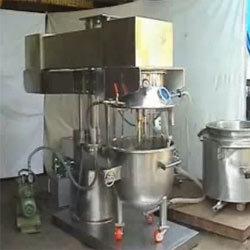 Vacuum Planetary Mixer