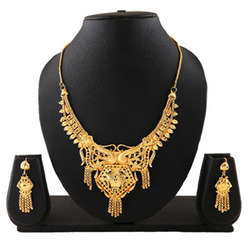 Indian Jewellery Necklace Set