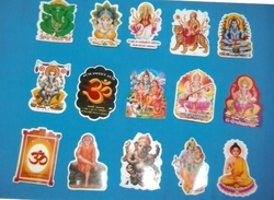 Indian Gods Stickers