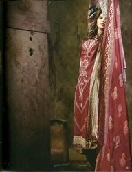 Silk Salwar Kameez Suit