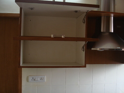 Overhead Storage Unit