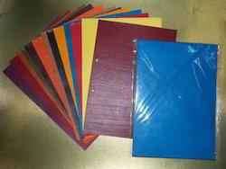 Cotton Rag Handmade Paper In Scrapbook Sizes