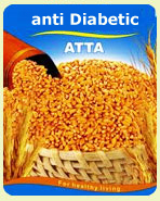 Anti Diabetic Atta