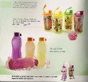 Tupperware Aquasafe Bottles