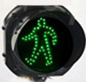 Traffic Signal Light (Pedistrian) Green