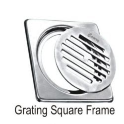 Grating Square Frame