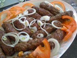 Teeka kabab