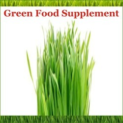 Green Food Supplements