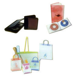 CD Holders & Shopping Bags