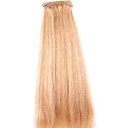 Remy Single Drawn Silky Straight Machine Weft Hair