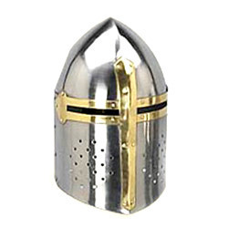 Armor Knight Sugar- Loaf Helmet
