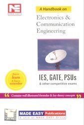 A Handbook On Electronics Communication Engineering