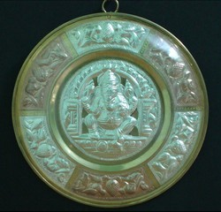 Tanjore Art Plate