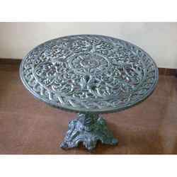 Cast Iron Tables